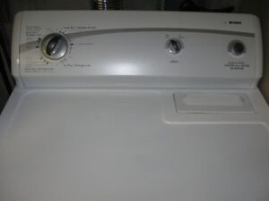 Kenmore Heavy  Dryer   Extra large capacity