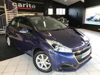 Peugeot 208 Active Hatchback 1.2 Manual Petrol