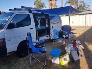 2004 Toyota Campervan Brisbane City Brisbane North West Preview