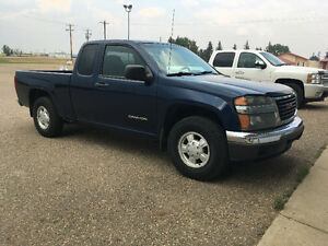 2004 GMC Canyon Pickup Truck