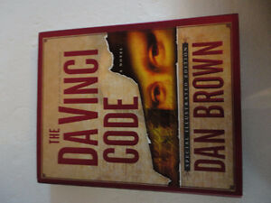 The Da Vinci Code by Dan Brown Hardcover Book Brand NEW