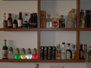 Miniature Liquor bottles London Ontario image 3