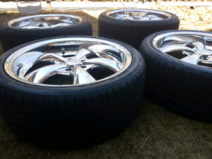 Rims for sale for Mustang