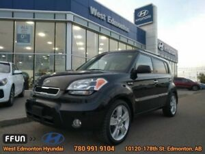 2011 Kia Soul 4u Luxury  leather heated seats xm radio sunroof