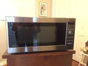Stainless microwave for sale
