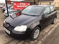 2005 VW GOLF 2.0 SDI, 77000 MILES, 1 YEAR MOT, SERVICE HISTORY, WARRANTY