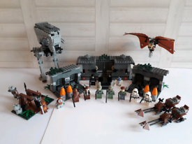 Lego Star Wars 8038 The Battle of Endor 100% Complete Mint Condition