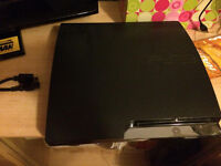 LOCAL AND CASH ONLY: Good condition PS3, 1 Controller, +11 Games