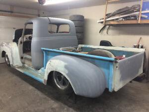 1953 Chev Resto-mod 3100 Series Pickup
