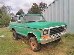 1978 full size bronco