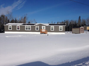 SOLD!  Great deal on this mini home/land package - No lot rent!