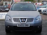 2010 Nissan Qashqai 2.0 dCi N-TEC 5dr