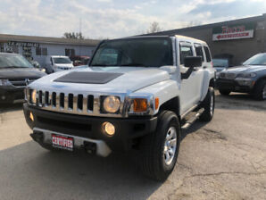 FOR SALE 2008 HUMMER H3 SUV 4X4 CERTIFIED E-TEST WARRANTY