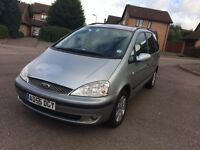 Ford Galexy 1.9 TDI Auto Automatic Sharan Long Mot 7 Seater