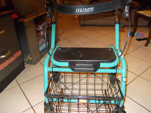 walker great condition must see