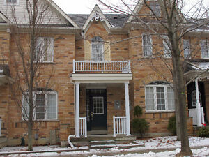 Markham Townhome Rental in Angus Glen