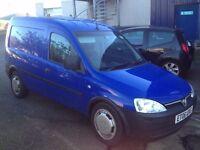 Vauxhall Combo 1.3CDTi Blue
