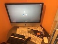 """Imac 24"""" in really good condition"""