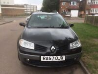 Renault MEGANE 2007 1.6 Manual 5 Door Hatchback