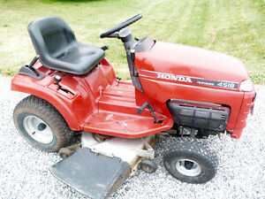 4518 Hydrostatic Honda Riding Lawnmower