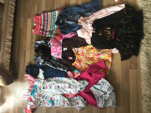 Small lot girls clothes. 12 months to 3T