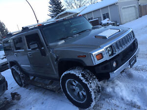 2005 HUMMER H2 Chrome SUV, Crossover Fully Loaded 21,995$ OBO