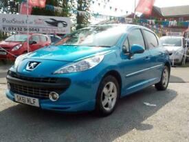 2011 Peugeot 207 1.4 Sportium 5dr