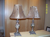 **Lamp set for sale
