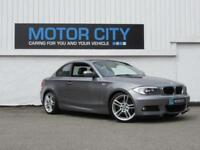 2011 BMW 1 SERIES 120D M SPORT COUPE DIESEL