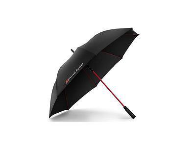 Genuine Large Audi Sport Black Umbrella 3121400200