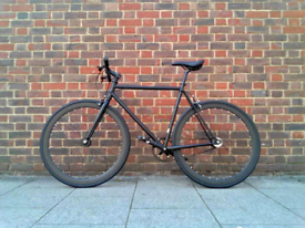 Single Speed Bike - Fixie Like New by Brick Lane Bikes