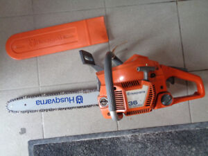 HUSQVARNA 36 Air injected Chainsaw