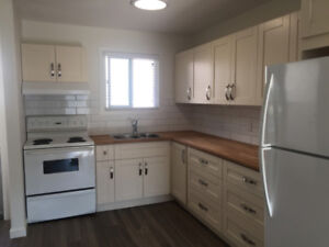 Newly Renovated 3 bdrm end Townhouse at Baskin Gardens Penticton