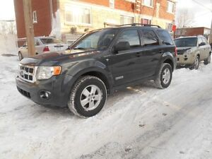 2008 Ford Escape XLT SUV, Crossover