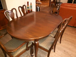 Gibbard Dining Table And Chairs 2 Extensions 6