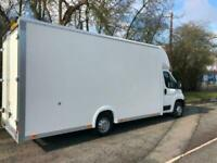 NEW 70 Citroen Relay 140HP XLWB LOW FLOOR LOADER XL LUTON VAN NEW BUILD 5M BOX