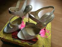 VERSACE for H&M shoes size 39 Uk 6
