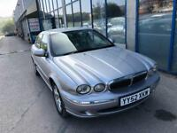 Jaguar X-TYPE 2.0 V6 auto SE 4 door - 2003 52-reg - FULL 12 MONTHS MOT