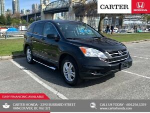 2011 Honda CR-V EX-L + SPRING CLEARANCE + LEATHER!