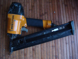Bostitch Industrial Angled Finish Nailer N59FN