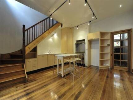 Gorgeous house in central Hobart to share with easy-going journo Hobart CBD Hobart City Preview