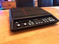 Roland SPDSX Including Hardcase/RT-10s/RT-10K/Bar Trigger/PDX8
