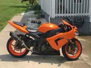 Looking for gen 1 zx10r parts