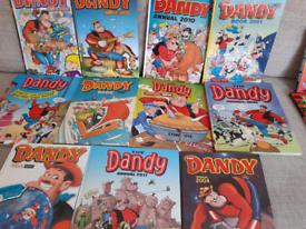 11 Dandy Annuals