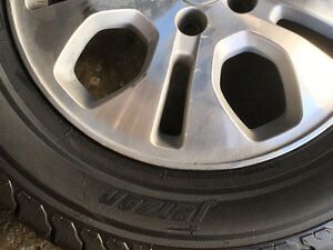 Grand new all season tires and rims Cornwall Ontario image 6