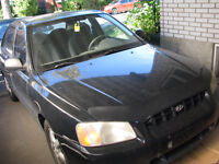 2002 Hyundai Accent Berline
