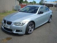 2012 12 BMW 3 SERIES 2.0 320D SPORT PLUS EDITION 2D 181 BHP DIESEL
