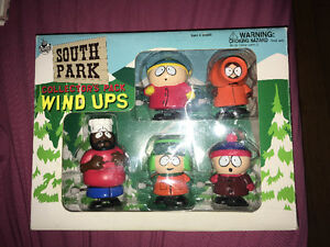 collector's pack wind ups south park 1998
