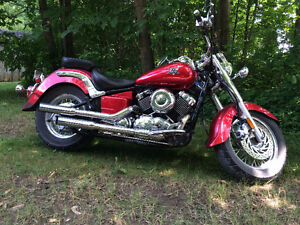 Reduced!!  Yamaha V-Star 650 Classic