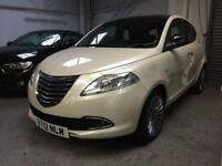 2012 12 CHRYSLER YPSILON 1.2 M-JET LIMITED 5D 95 BHP DIESEL